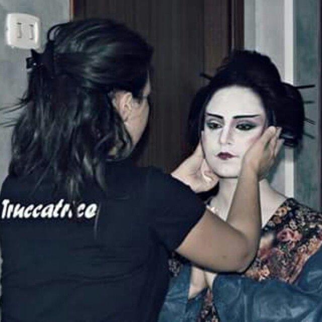 Make-up Geisha ❤