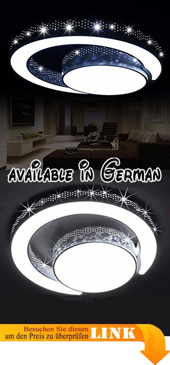 OLQMY-LED Deckenleuchte, geformt, Schlafzimmer Lampen, Schmiedeeisen