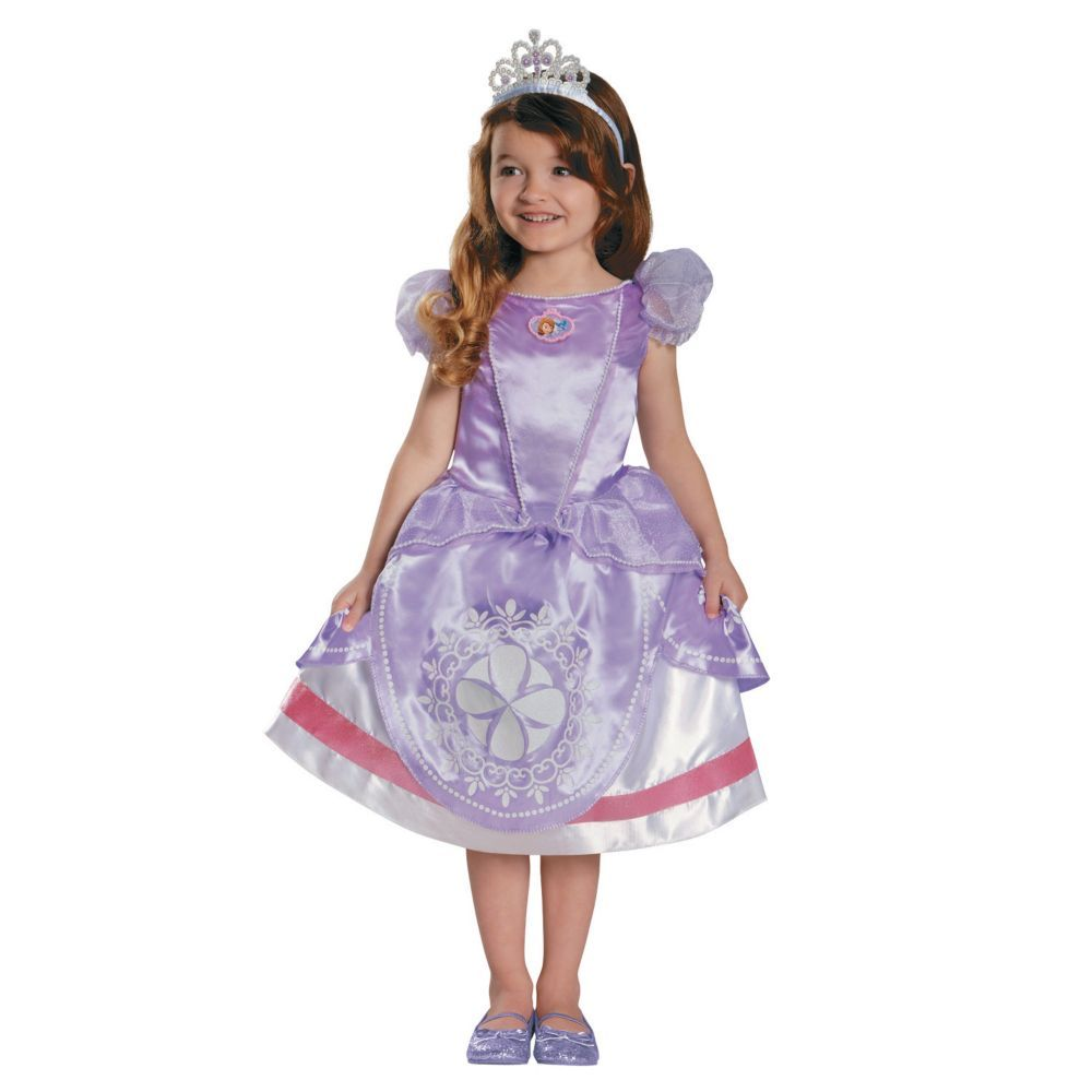 Loving this Lavender Sofia the First Dress-Up Set - Toddler   Girls on 400111167
