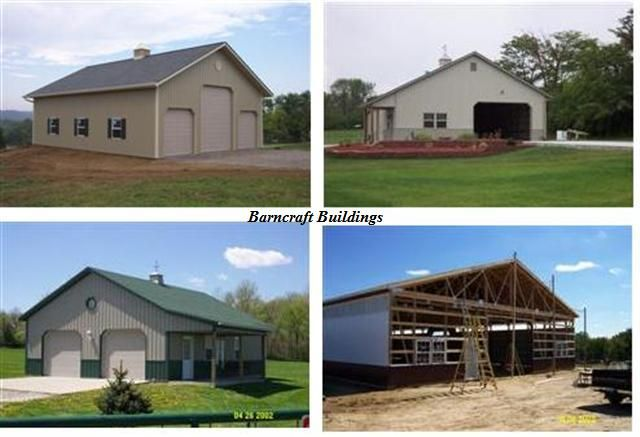 Pole barns rv garage metal building kits garage for Garage column wrap