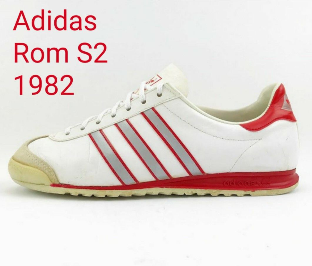 Adidas Rom S2 made in 1982 in 2019Tenis Argentina en were The PZiTXuOk