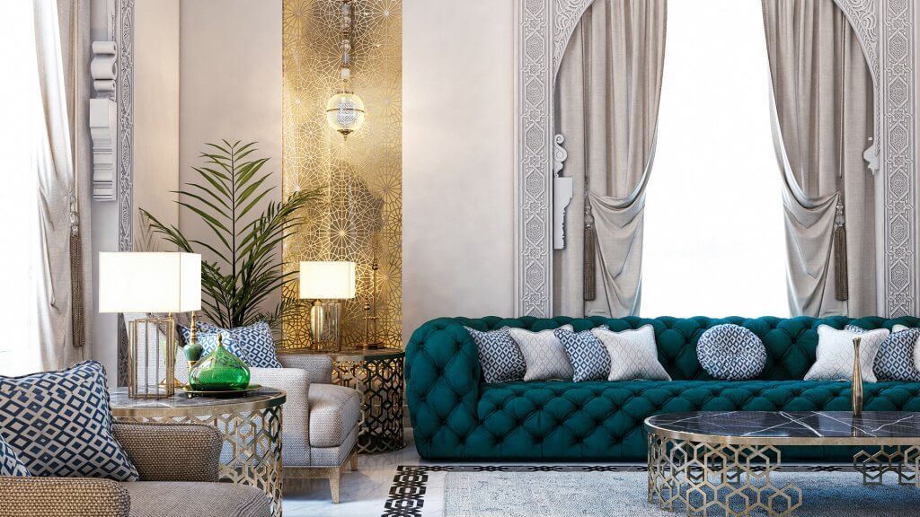 Guide To Modern Arabic Interior Design Arabic Decor Modern