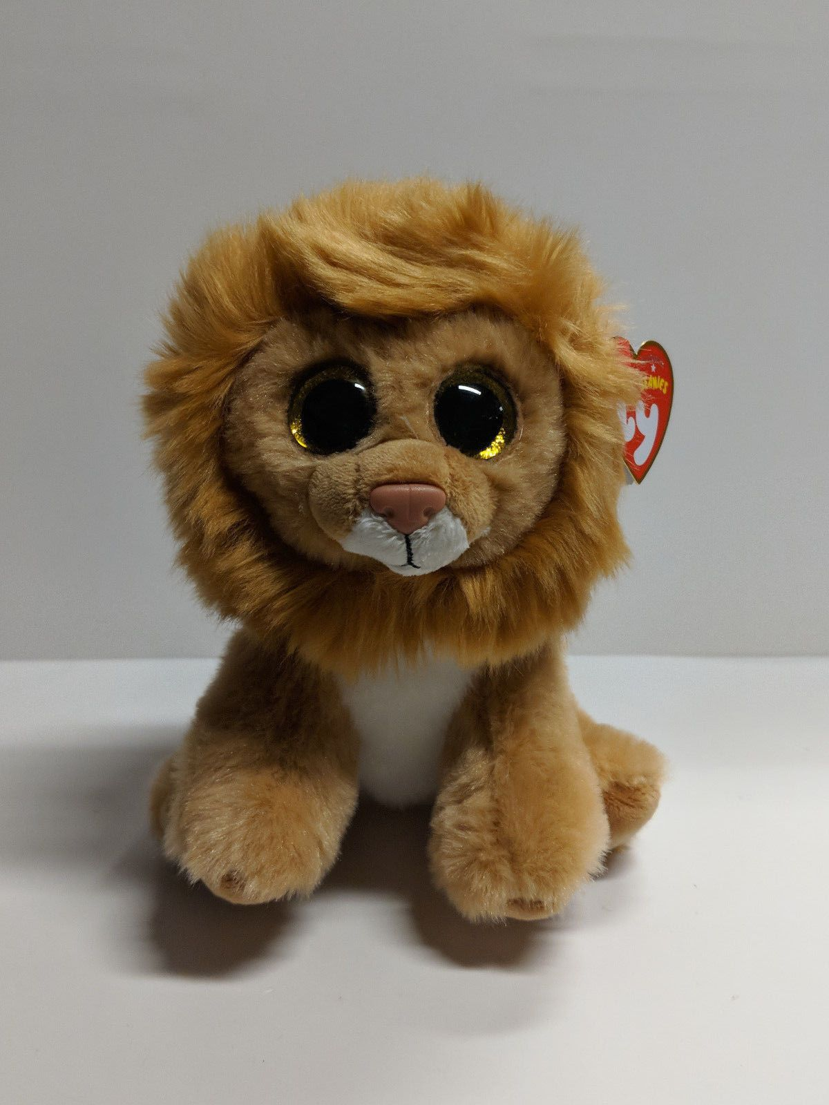 3d80b2611c3 Current 1634  1X Ty Classic Plush - Louie The Lion - New Mint Original  Beanie Baby W Tags -  BUY IT NOW ONLY   11.95 on eBay!