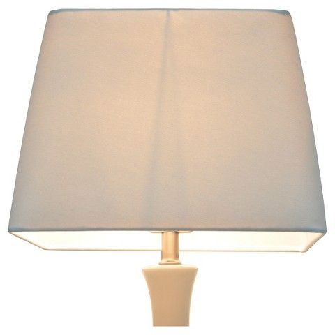 Soft Square Lamp Shade Large White Threshold 20 Shape Material Cotton Polyester Top Dimensions 10 500h X 11 000w
