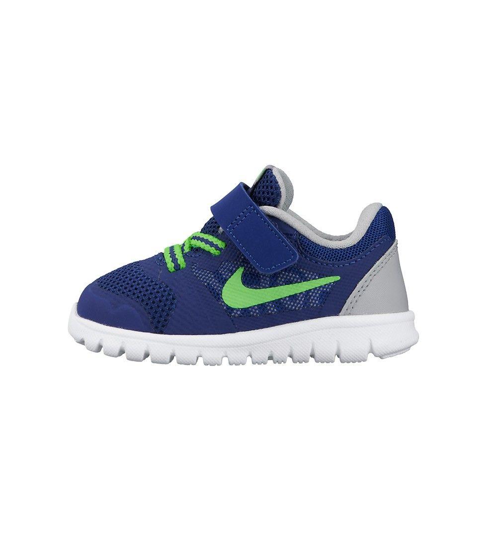 Nike Flex 2015 RN TDV Toddler Royal Blue/Green Strike, Kids Footwear,  www.oishi-m.com   Family ❤ My Little Man   Pinterest   Kids footwear, Kids  branding ...