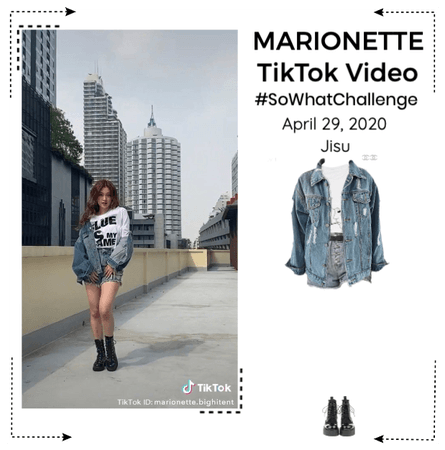 Marionette Official On Shoplook The Easiest Way To Find The Perfect Outfit Practice Outfits Kpop Fashion Outfits Kpop Outfits