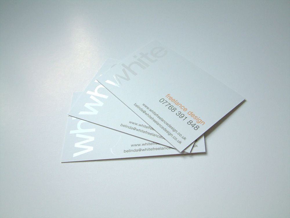white spot UV on matte white | paper | Pinterest | Business cards ...