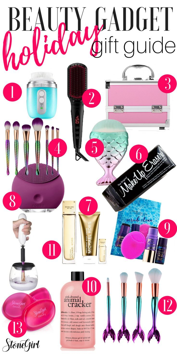 Best Beauty Gadget Gift Guide for Makeup Lovers in 2018 | Makeup ...