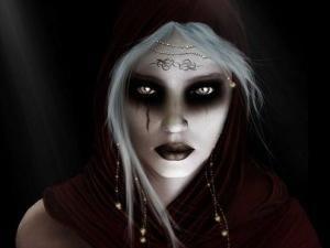 Tuto pour un maquillage de sorcière , par generation,deguisement