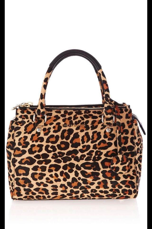 33f72ff181 Karen Millen Leopard Print Bag | Fashion | Bags, Karen millen, Bag ...