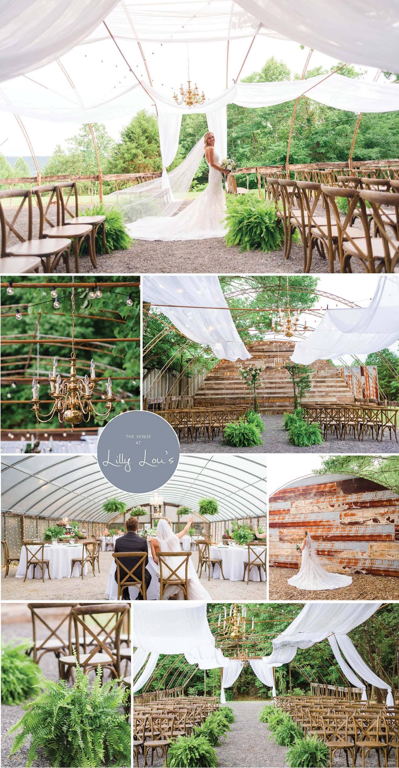The Venue At Lilly Lou S Wedding Venue Trenton Ga Nelya Greenhouse Wedding Outdoor Wedding Garden Wedding Inspiration