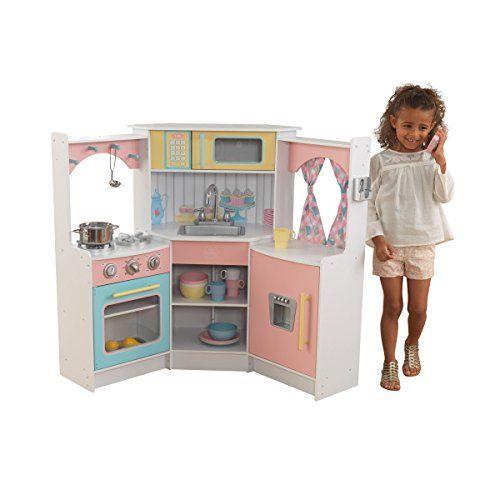 Kidkraft Ultimate Corner Play Kitchen Kidkraft Kids Kitchen