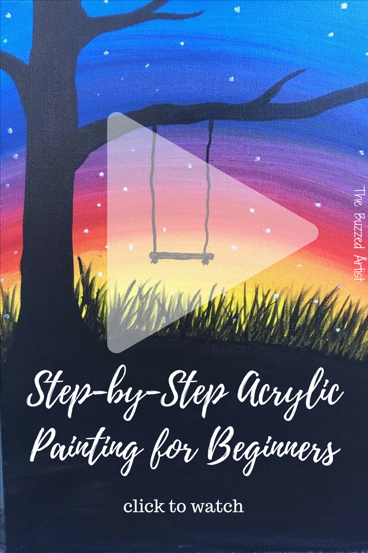Acrylic Painting For Beginners Ideas Beginner Canvas Diy Quotes