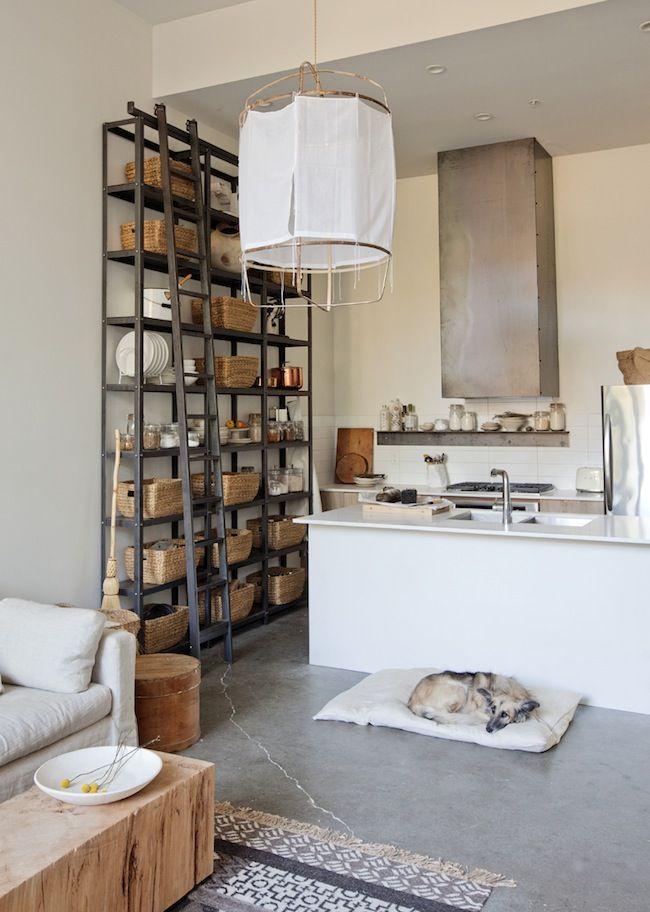 warm-modern-kitchen A R C H I T E C T U R E  D E S I G N