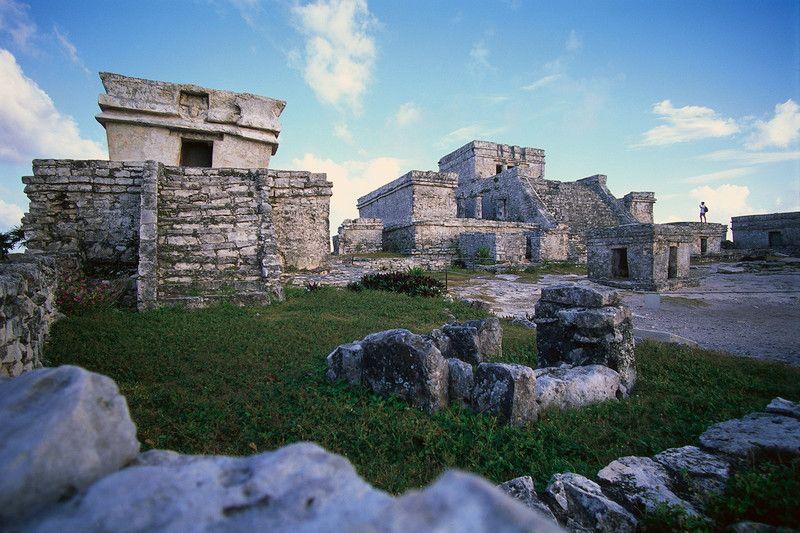 Ruinas de Tulum in Cancun, Mexico Mexico vacation
