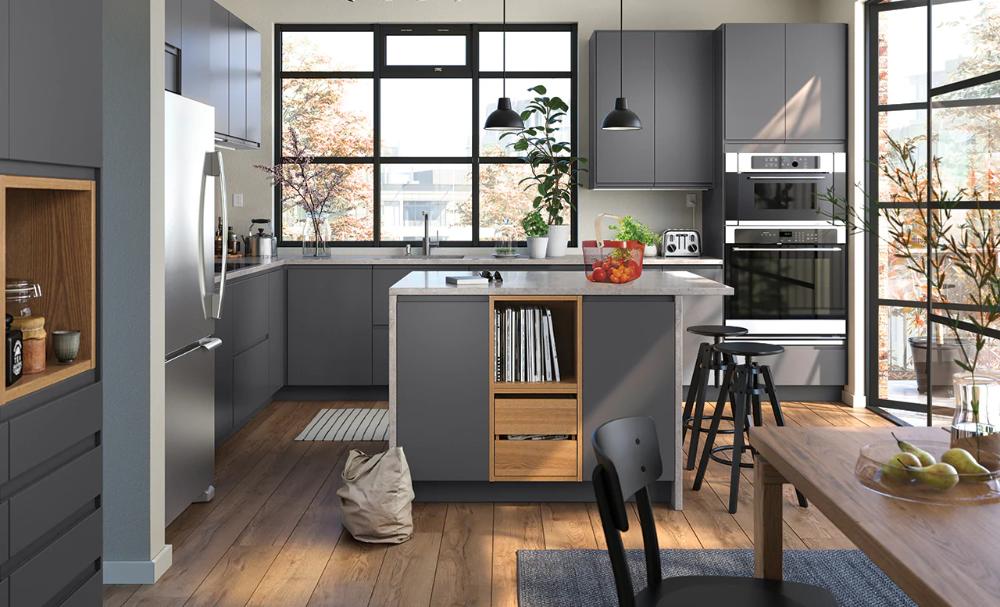 The Kitchen Event Kitchen Plans Ikea Kitchen New Kitchen