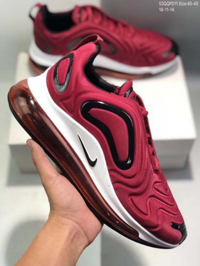 Nike Air Max 720 Nike Air Max 720 Sports Jogging Shoes 40