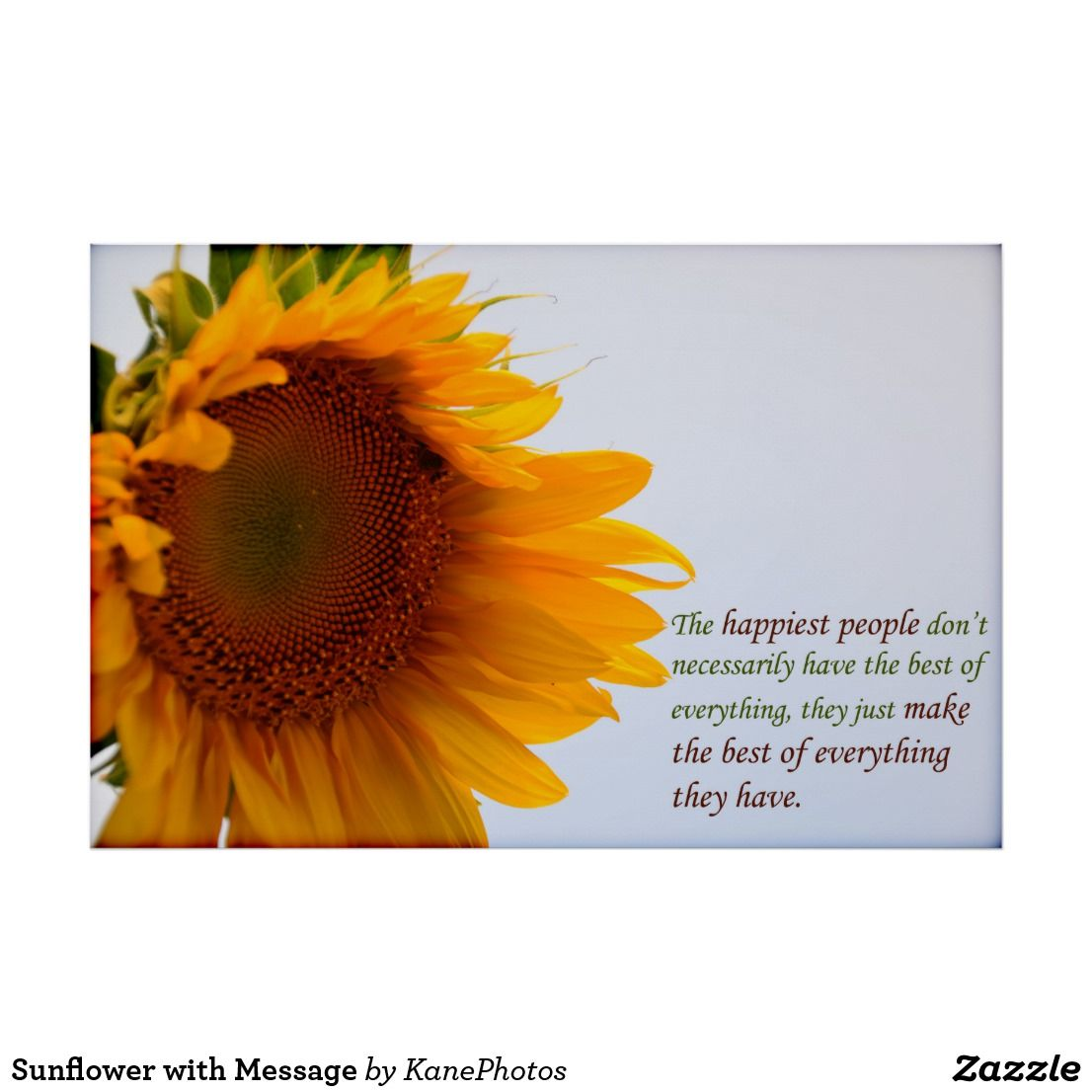 Pin On Sunflower Quotes