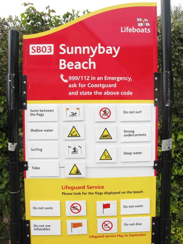 Beach Safety from the RNLI Education Team (With images