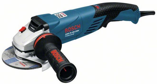 Bosch Gws 15 125 Cieh Avuc Taslama Bosch Angle Grinder Bosch Tools