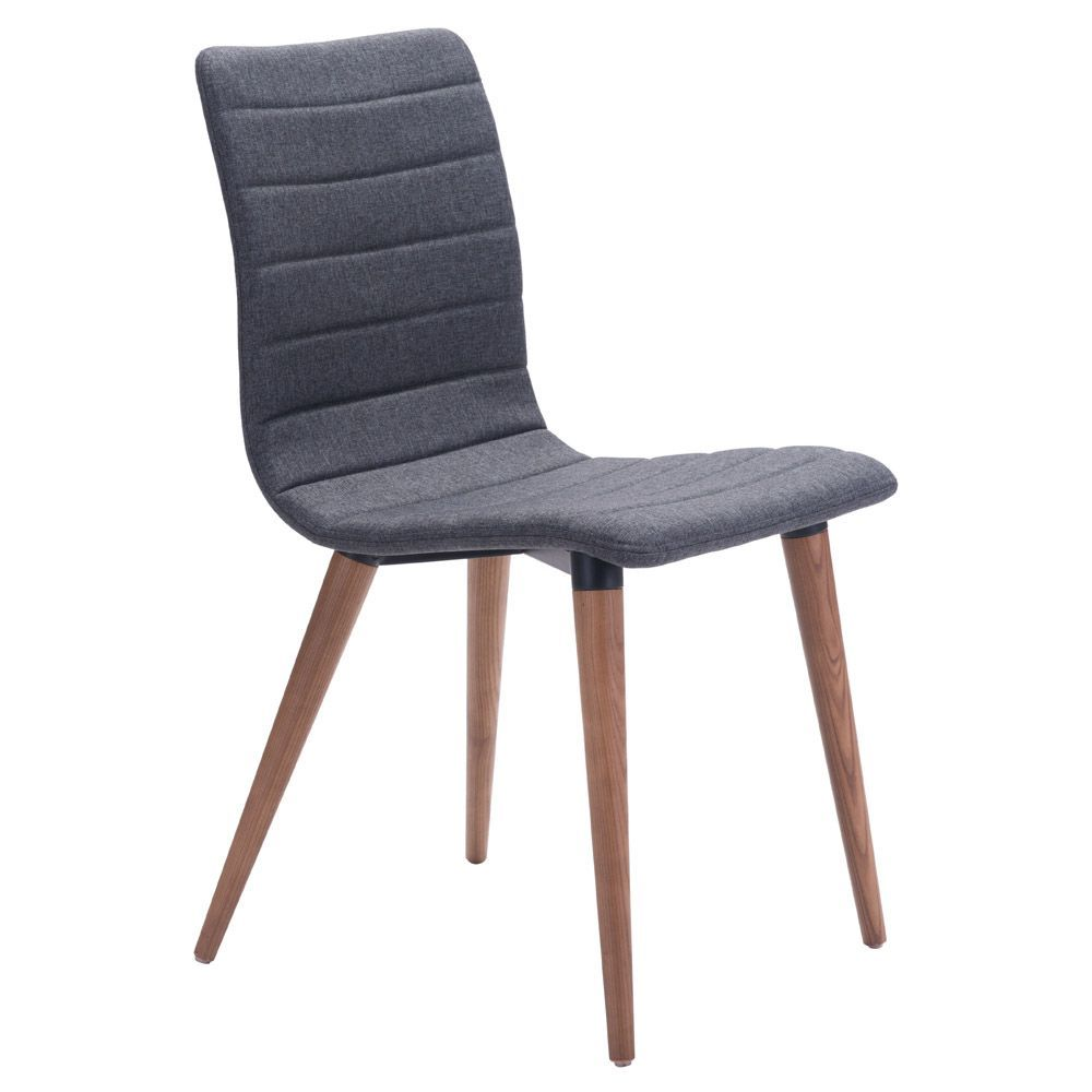 Jorn Dining Chair 2 Pc Set Midcentury Modern Dining Chairs