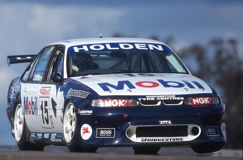 Pin By Deborah Lockett On Craig Lowndes In 2020 With Images Australian Cars Holden Australia Super Cars