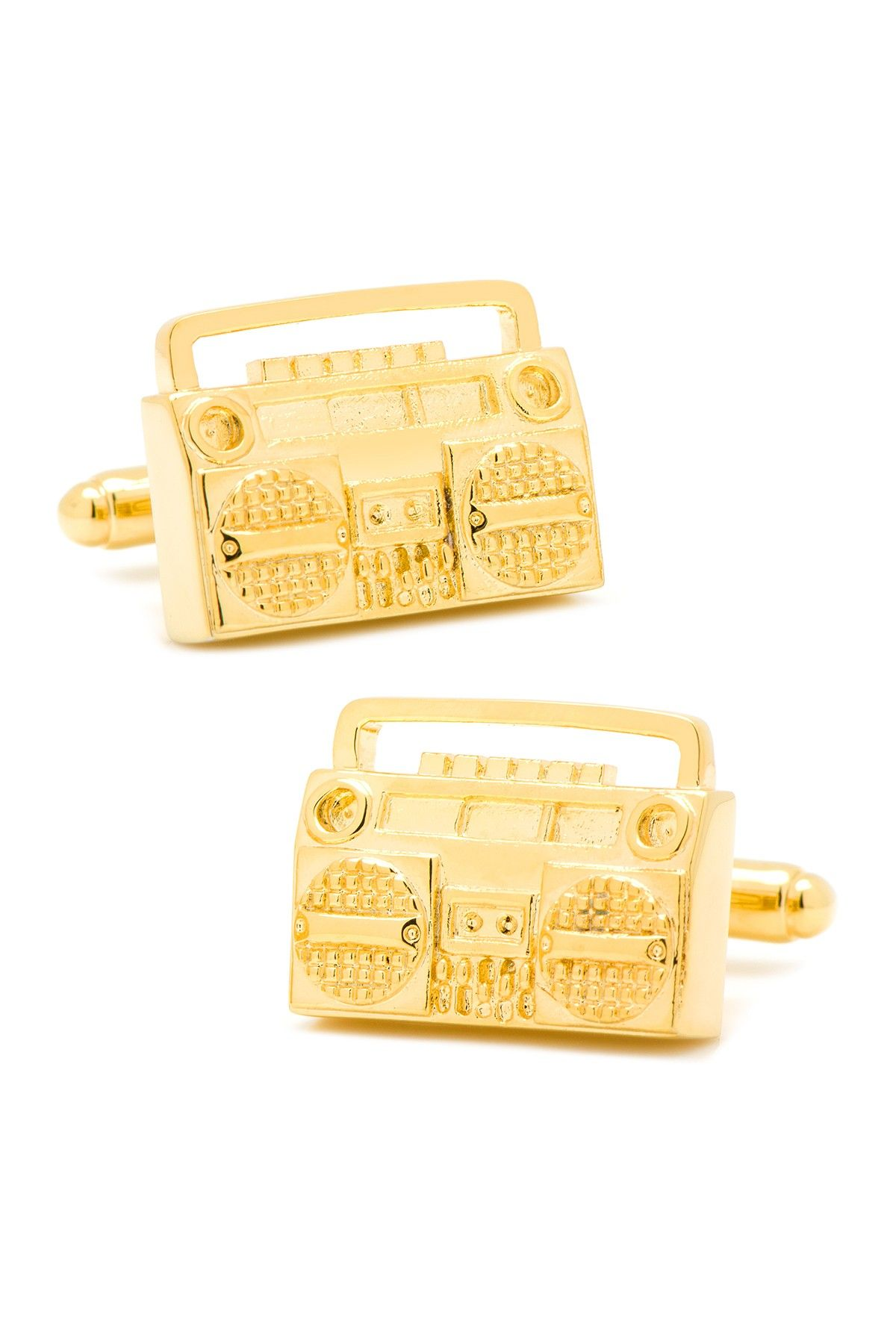 Cufflinks Inc. | Gold Retro Boombox Cuff Links | Nordstrom Rack #nordstromrack