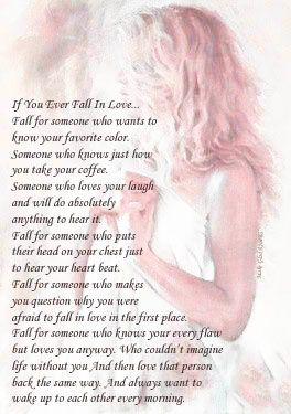 I believe in soul mates...but then again I believe in true love ~ But no matter whether you do or don't...Never settle for less than the best ~ created by Jovita