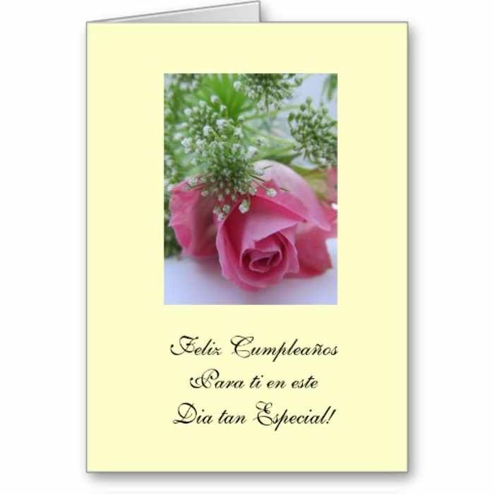 Happy Birthday Greetings In Spanishg 700700 Birthday Quotes