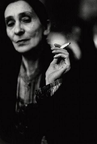 Pina Bausch II, Paris, 2004 by Donata Wenders from Polka Galerie