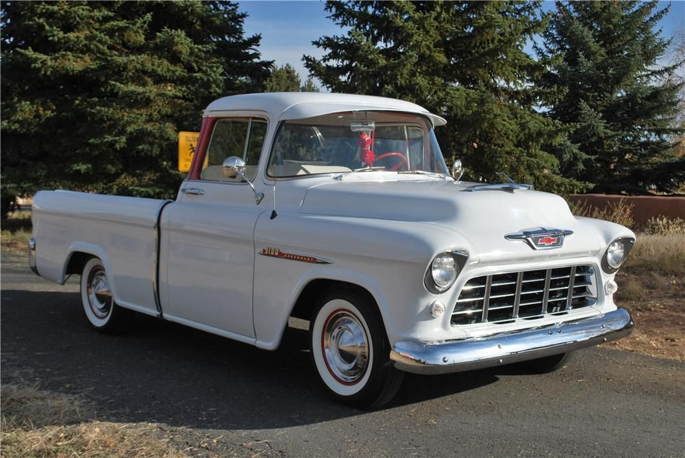 Check Out These Classic Chevy Trucks From Before the 1960s ...