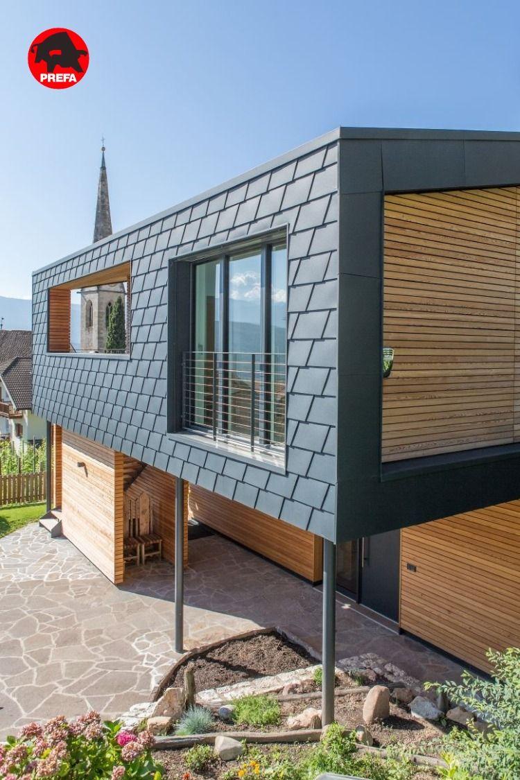Dachsysteme Und Fassadensysteme Fassade Haus Outdoor Dekorationen
