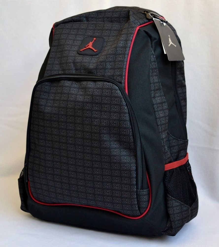 Nike Air Jordan Backpack 15 ... c3e33bb0edcc5