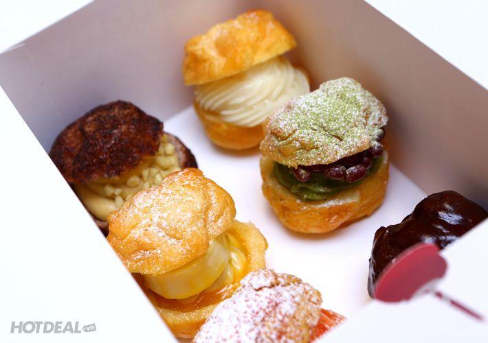 Hệ Thống Bánh Choux Crème Nổi Tiếng Nhật Bản