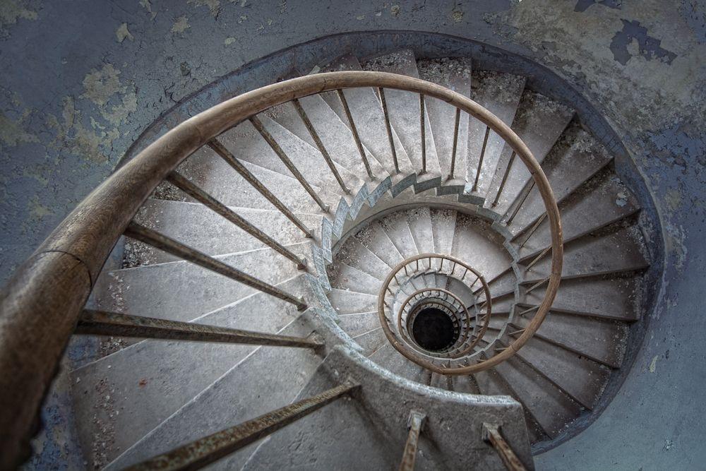abandonedporn:  The Downward Spiral