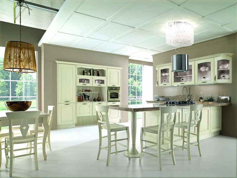 VERONICA - Cucina Lube Classica | Kitchen country, Shabby and Kitchens