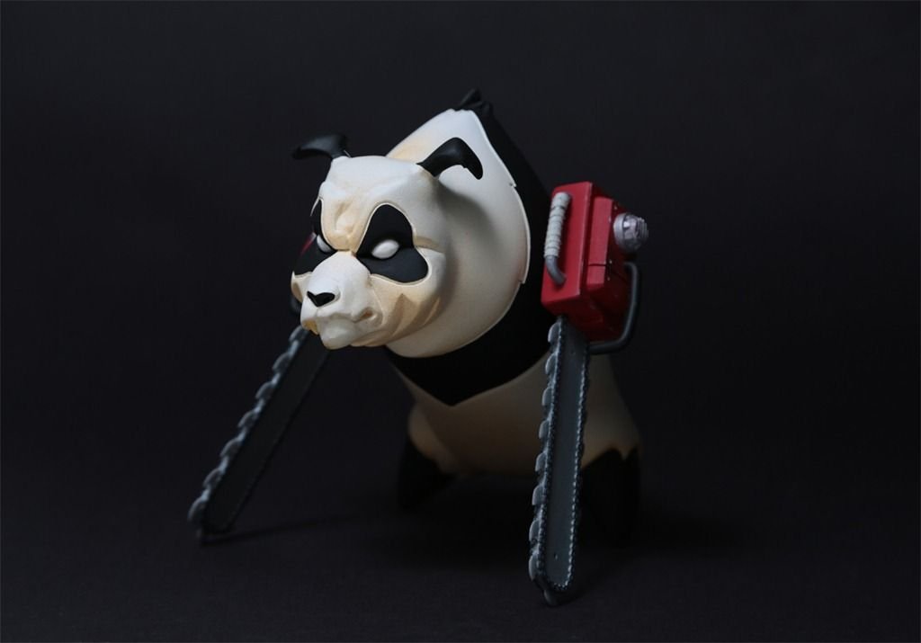 """""""Chainsaw Panda"""" 