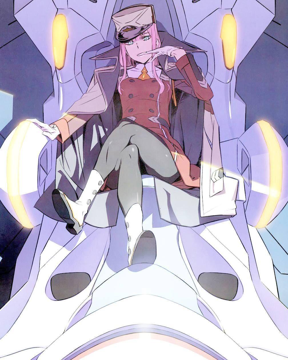 Image result for darlifra | Personagens de anime, Anime ...