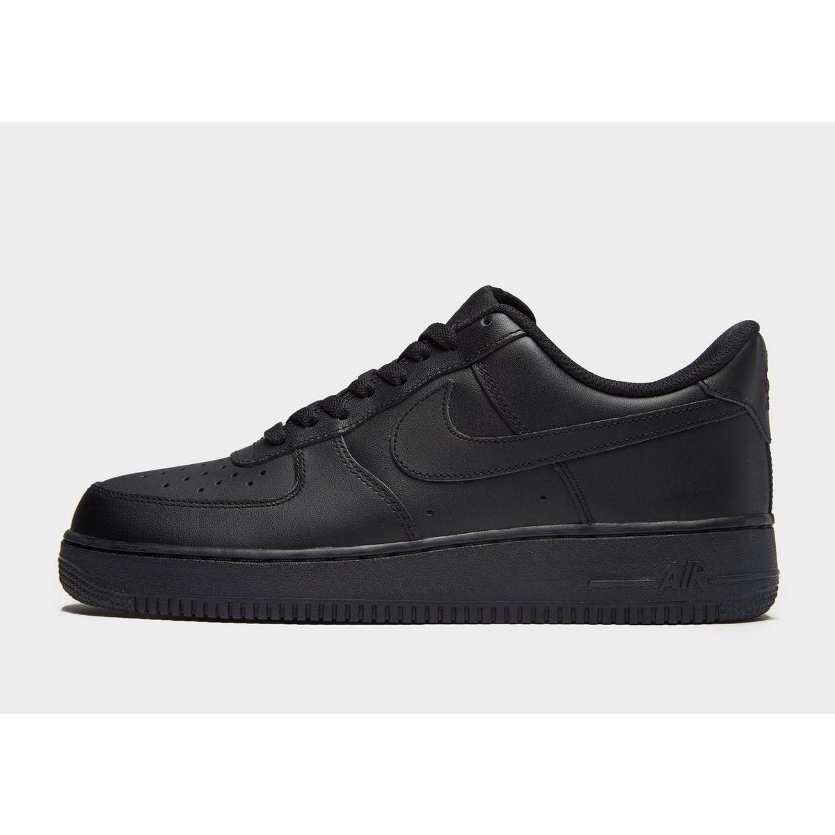 Buy Black Nike Air Force 1 Low   Nike