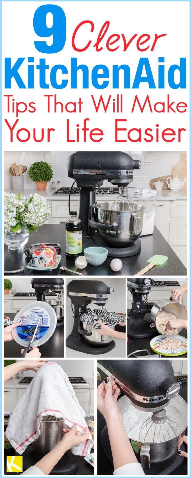 Staafmixer Keuken 9 Brilliant Kitchenaid Hacks You Ve Never Heard Before