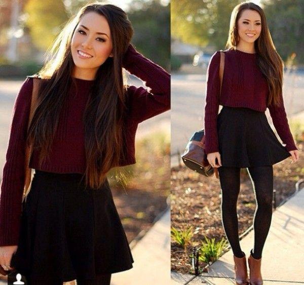 16 Outfits para verte hermosa durante el invierno | El ...