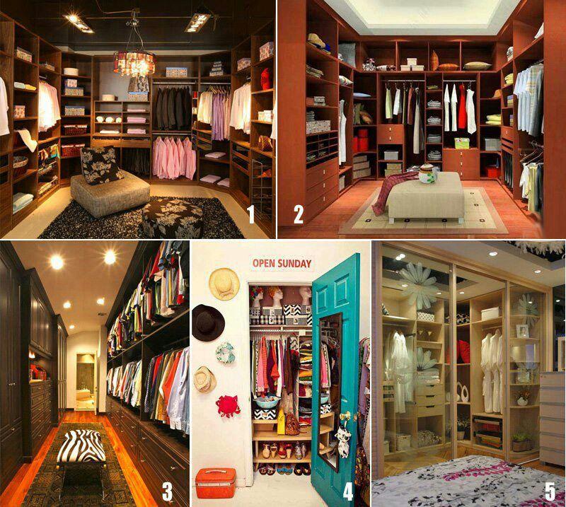 Talk about closet organization!!! Dream closets, House