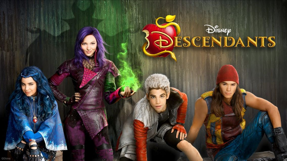 Disney's Descendants Wallpaper