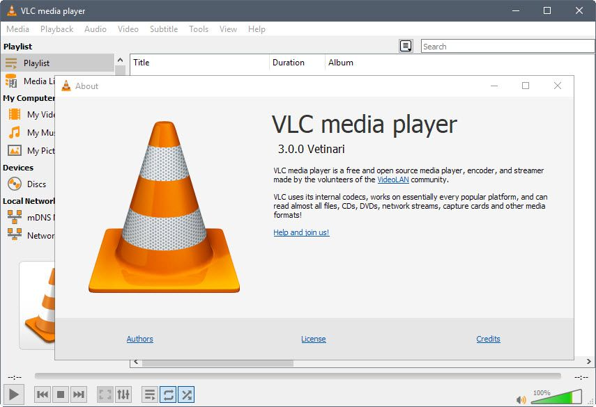 VLC 3 0 Media Player release   資訊