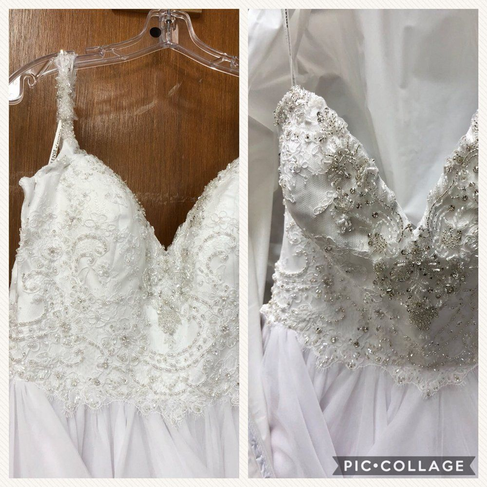 Average Cost For Wedding Dress Alterations Luxury Lee S Tailors 5535 Western Blvd Raleig In 2020 Quick Wedding Dresses Tailored Wedding Dress Wedding Dress Alterations