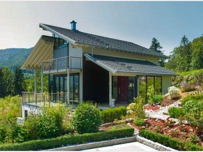 Designhaus Eliasch Einfamilienhaus von Baufritz