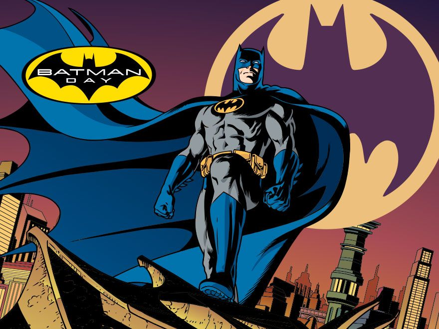 September 21st is National Batman Day! This year we