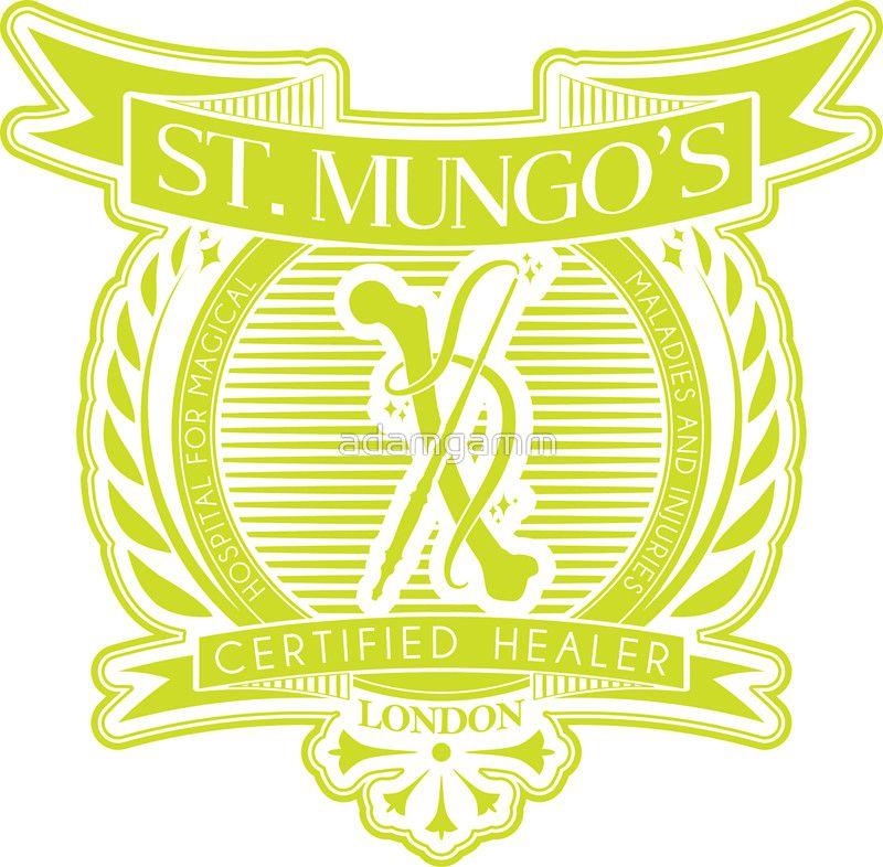 St Mungo S Certified Healer By Adamgamm