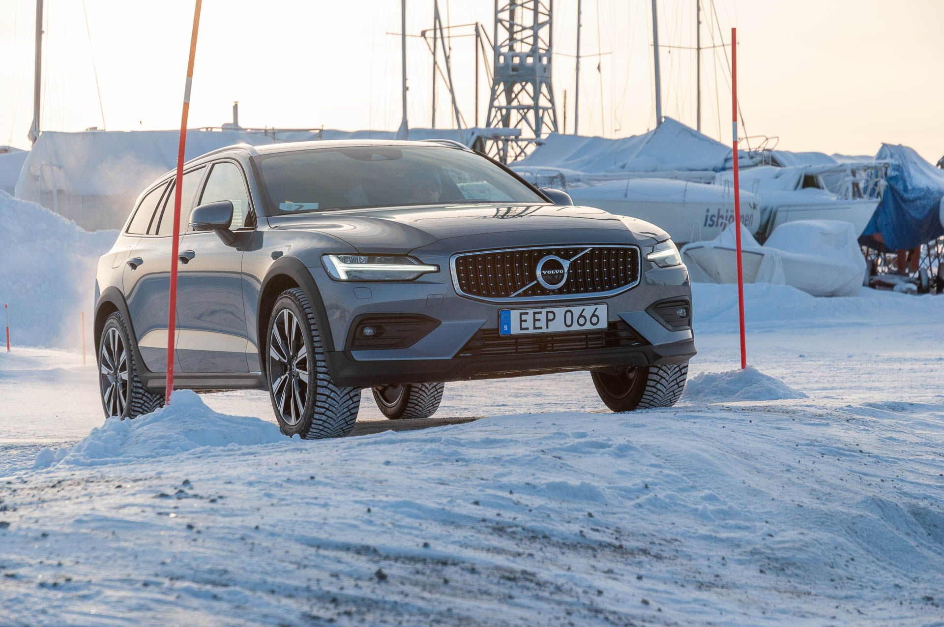 First Drive Review The 2020 Volvo V60 Cross Country Is Swedish Perfection On Wheels