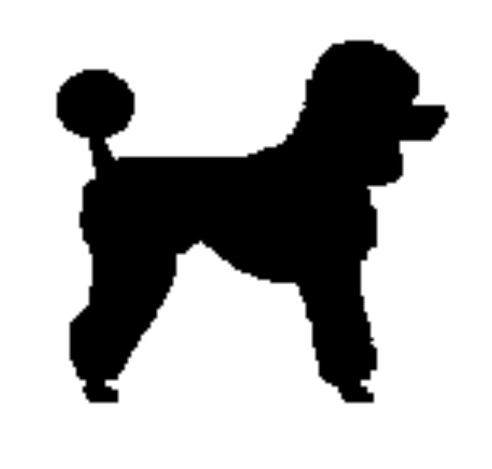 poodle images clip art google search dremel phyro projects rh pinterest com